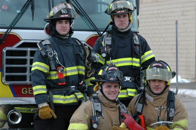 Middleton Firefighter Graduates