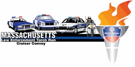 Massachusetts Law Enforcement Torch Run Logo